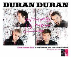 Duran Duran (originally seen by @Ardellohh506 )