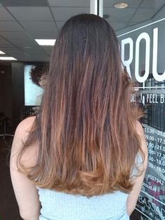 Balayage golden brown, PROUD Amersfoort
