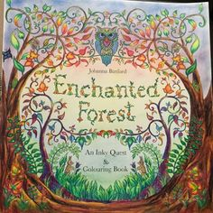 Johanna Basford | Picture by Kimberly Finlay | Colouring Gallery
