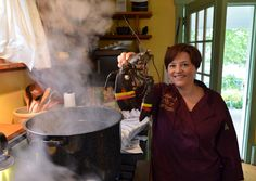 Chef Rachelle Boucher's Maine Lobster Chronicles