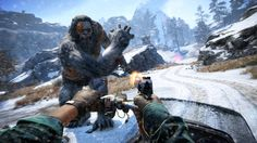 Far Cry 4 Calls in a Yeti Exterminator Tomorrow  Bring your pistols, shotguns and Yeti repellent to the top of the Far Cry 4 Himalayan mountain range to battle against cult and creature.    http://thegamefanatics.com/2015/03/far-cry-4-calls-in-a-yeti-exterminator-tomorrow/ ---- The Game Fanatics is a completely independent, US based video game blog, bringing you the best in geek culture and the hottest gaming news. Your support of us, via a reblog, tweet, or share means a