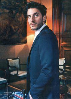 Luca Marinelli per GQ Italia Luglio/Agosto 2016. :: WhyNot Blog