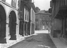 Calle La Estación Merida, Vintage, Parking Lot, Antique Photos, Places, Street, Primitive
