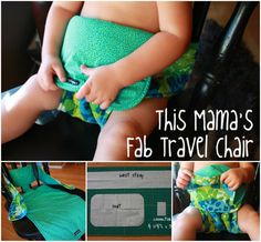 Toddler Travel Chair!