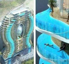 Отель в Мумбаи. Каждый номер со своим бассейном!