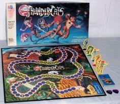 """Milton Bradley """"ThunderCats"""" game"""