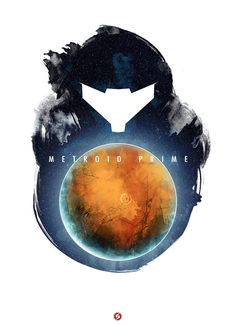 Metroid Prime art