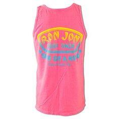 Ron Jon Favorite Neon Tank - Cocoa Beach - Mens Apparel