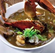 Louisiana Crab and Shrimp Gumbo