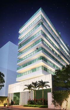 B-Side Botafogo Residence | Apartamentos de 5, 4 e 3 quartos