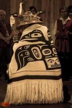 #Tlingit #Potlatch #Crow