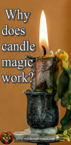 Magic is energy which could be created by anyone, not only from some unique and extraordinary people. We all have the capacity to produce this power capable of changing everything. Wiccan Books, Witchcraft Books, Magick Spells, Candle Spells, Candle Magic, Good Luck Spells, Easy Spells, Wicca For Beginners, Witchcraft For Beginners