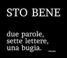 Italian Phrases, Italian Quotes, Me Quotes, Funny Quotes, Einstein, Lema, True Words, Sentences, Decir No