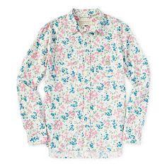 Baumwollhemd mit Blumenmuster - Denim & Supply Standard-Fit - Ralph Lauren Deutschland