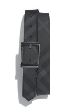 Get two in one with this ultra-stylish Burberry Reversible Belt! #Nordstrom