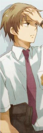 AnoHana --- boy --- Yukiatsu
