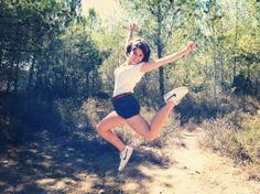 Fun in the Jerusalem Forest!