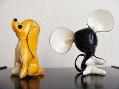 Vintage Spielzeug 60er von Anbahner auf DaWanda.com