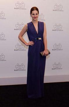 Red Carpet   Brazil Foundation 2015 São Paulo - Vic Ceridono de Bless Couture