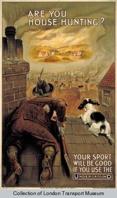 take your dog with you by rail poster with man - Google Search