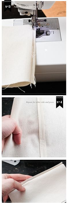 {How To:} Neaten your seams like 3.1 Philip Lim | Pattern RunwayPattern Runway