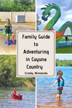 Minnesota Yogini - Family Guide to Adventuring in Cuyuna Country - Minnesota Yogini