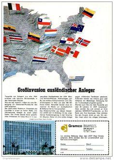 Original-Werbung/ Anzeige 1969 - GRAMCO - ca. 180 x 240 mm