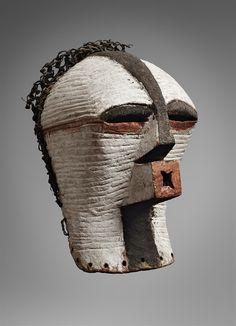 Democratic Republic of the CongoA SONGYE KIFWEBE MASK, Auction 1063 African and Oceanic Art, Lot 72