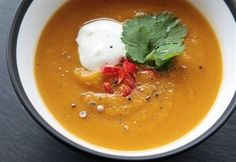 Indická polévka na zlepšení nálady - Taste Journey Vegetable Recipes, Thai Red Curry, Squash, Pudding, Vegetables, Ethnic Recipes, Desserts, Tailgate Desserts, Pumpkins