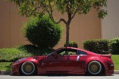 350z Stance Red