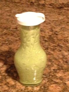 Creamy cilantro lime dressing.