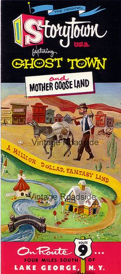 we went there as kids, when we would go up to Olmstedville to visit relatives
