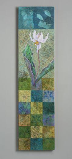Mixed Media Fiber, Paintings & Artist Books