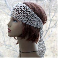 Check out this item in my Etsy shop https://www.etsy.com/listing/523058165/crochet-headband-boho-headband-womens