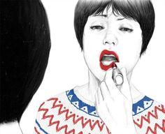 la realidad ilustrada de jo in hyuk