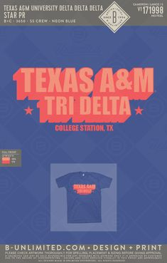 Sorority Pr, Sorority Shirt Designs, Sorority Outfits, Sorority Shirts, Alpha Omicron Pi, Alpha Chi Omega, Alpha Phi, Tri Delta Shirts, College Shirts