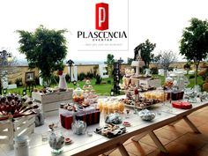 #Barras de #dulces y #botanas. www.eventosplascencia.com/