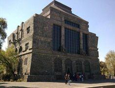 Museo Anahuacalli_Diego Rivera