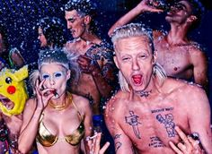 Die Antwoord are looking for zef music video extras! Die Antwoord, Rat Queens, Fever Ray, Yolandi Visser, Mighty Mighty, Pink Smoke, A Perfect Circle, The Clash, Depeche Mode