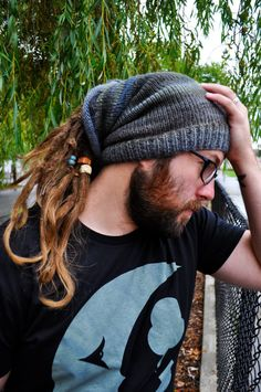 Weeping Willow Shape-Shifter: Dread Hat Beanie by TheWyldwood