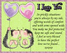 I Have No One, One Wish, Wish You Are Here, Say I Love You, You Make Me, Love You So Much, Email Cards, Keep Me Safe, Romantic Words
