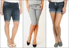 Shorts Fashion Style - Best Shorts for Your Body