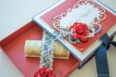 Buy Handmade card-box, Birthday card-box, Magic Box on Livemaster online shop