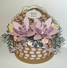 Mother's Day Lily BASKET