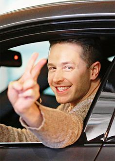 Josh Dallas, Once Upon a Time, Vancouver, January 27 2015