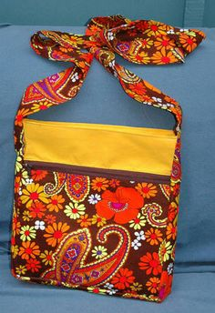 Cross body hipster bag - haha - I just found my own bag pinned on Pinterest! Sweet!