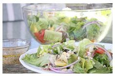 The BEST Greek salad dressing EVER! #SensationalSides