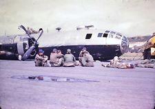 80 Kodachrome color slides 1947-1955 War Planes Korean War Aircraft