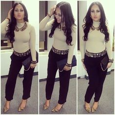She has the best style. Olivia #Jerseylicious #OTD