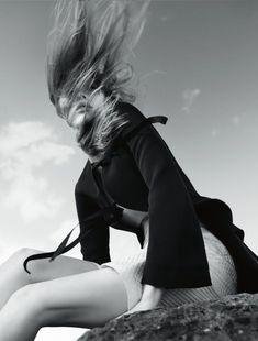 Julia Hafstrom by Txema Yeste for Numéro March 2015 7